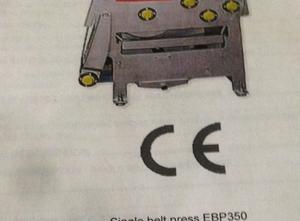 SINGLE BELT PRESS EBP 350