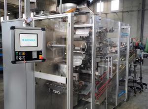 Remplisseuse / scellant de blisters en aluminium Romaco SIEBLER HM1/300