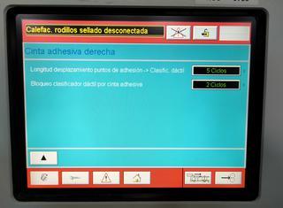 Romaco SIEBLER HM1/300 P210316017