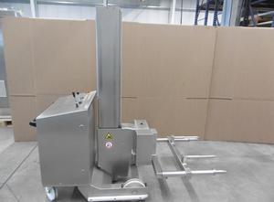 Bohle PTH 300 mobiler Pharma-Teleskop-Heber zum Handling von Containern, Paletten, etc.