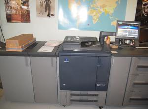Cyfrowa prasa do druku Konica Minolta C1070