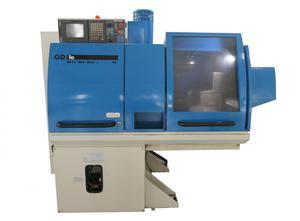 Used Gildemeister GD 16-5 Swiss type lathe