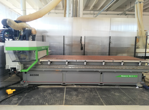 Used Biesse ROVER A G FT Wood CNC machining centre