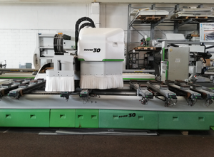 Used  Biesse ROVER 30 L2 Wood CNC machining centre