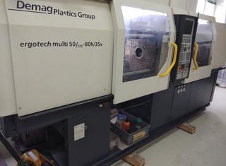 Demag Ergotech Multi 50/370-80h/35V P210317001