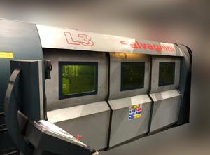 salvagnini l3 3 kw Laserschneidmaschine