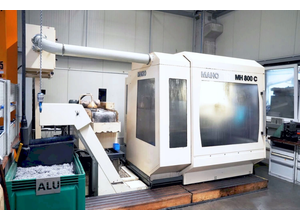 Maho MH 800 C CNC Fräsmaschine Vertikal