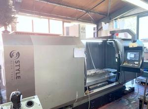 Style BT 1500+ CNC Fräsmaschine Vertikal