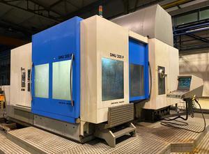 Deckel Maho DMU 200P Bearbeitungszentrum Vertikal