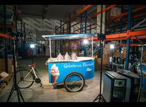 Ice cream cart - Procopio P6
