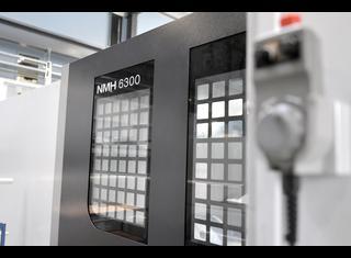 Mori Seiki 3x NH6300 (4axis) 1x NMH6300 (5axis) P210317080