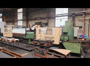 Anayak FBZ-HV-6000 CNC-Fräsmaschine Universal