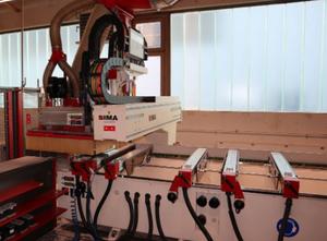 IMA BIMA 410 120/400 Wood CNC machining centre