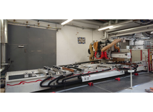 Weeke BMP 195 Wood CNC machining centre