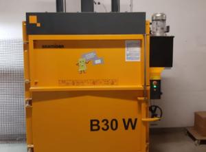 Compattatore di rifiuti Bramidan B30 W