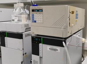 Laboratorní vybavení Shimadzu RF-AXL