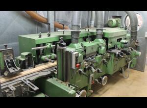 Weinig Unimat 17 A Gebrauchte Mehrkopf-Kehlmaschine