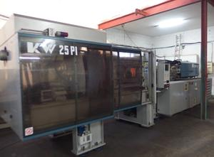 BMB KW 25 PI/2200 Injection moulding machine