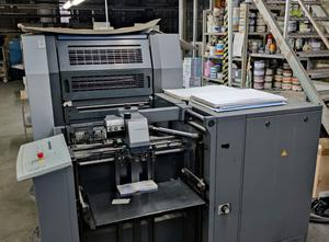 Heidelberg Speedmaster 52-2 Offset two colours