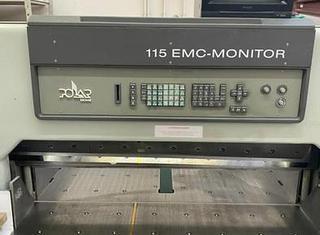 Polar 115 EMC-MONITOR P210318070