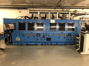 Kammann 4.07.02 Screen printing machine