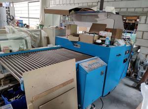 Triulzi S1000 Glaswaschmaschine / Glasbeschichtungsmaschine