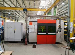Bystronic Bysprint Fiber 3015 laser cutting machine