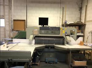 Polar 115 EMC Monitor Paper guillotine