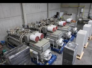 Gruppo elettrogeno MTU 20V4000L62