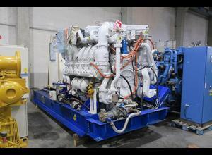 Paxman 12VP85 Generator