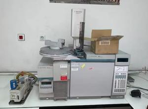 Agilent 6890/5973 Inert GCMS Laborzubehör