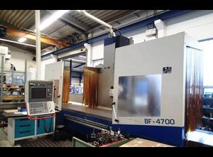 MTE BF-4700 CNC Fräsmaschine Vertikal