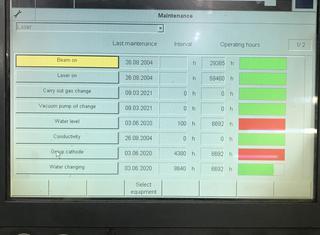 Trumpf L4050 5kW CO2 P210319135