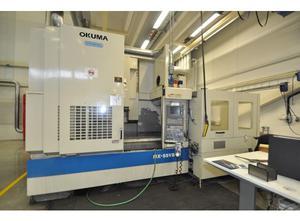 Okuma MX-55VB OSP7000M Bearbeitungszentrum Vertikal