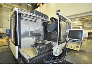 DMG DMU 60P Duoblock Heidenhain iTNC530C Bearbeitungszentrum 5-Achsen