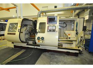 Chevalier FCL-3280F Fagor 8055 Drehmaschine CNC