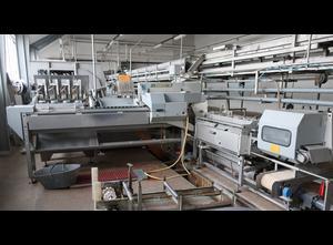 Baader Filleting line Enthäutemaschine