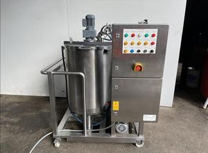 PID 350L Chocolate kettle Schokoladenproduktionsmaschine