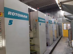 manroland Rotoman 60 Druckmaschine