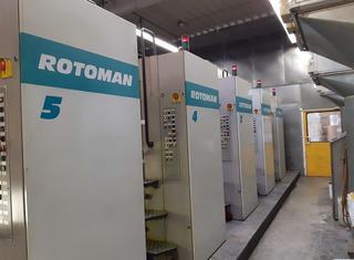 manroland Rotoman 60 P210319210