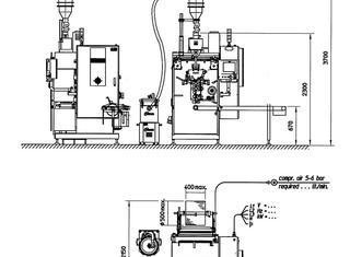 Universal Pack S.R.L, CAM AV Gamma P4B P210321003