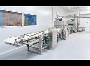 ANEXCA A-600 Complete bread production line