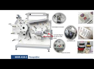 MHR 41B-E Label printing machine