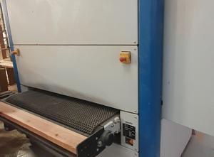 Ponceuse calibreuse large bande Homag Optimat SCO213/CE