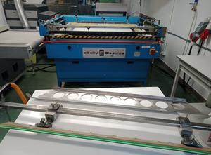 Borghoff&Wilk / Mikon Simplex S /MPS-B2c Siebdruckmaschine