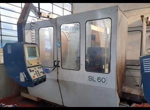 Used Parpas SL 60 cnc bed type milling machine
