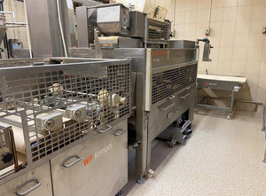 Kemper Quadro RelaxS Complete bread production line