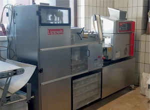 König Mini Rex Futura Rustika G2000 ST2 Complete bread production line