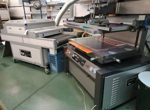 IGP Jinbao JB-800B Siebdruckmaschine