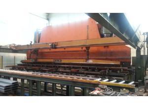 Colgar V-DNC1200 / B Abkantpresse CNC/NC